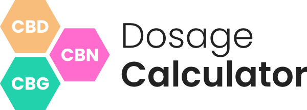 Cannabinoid Dosage Calculator Logo