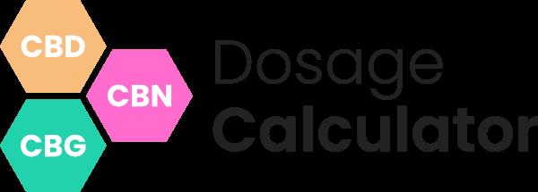Cannabinoid Dosage Calculator Logo